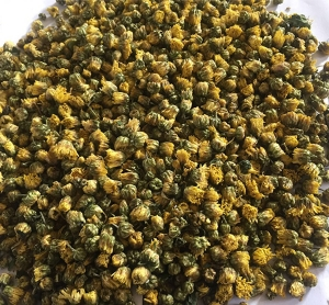 Chrysanthemum bud tea